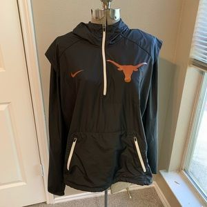 Nike | Men's Longsleeve Anorak Jacket Texas